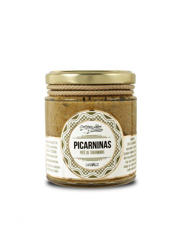 Receta picarninas cantizano